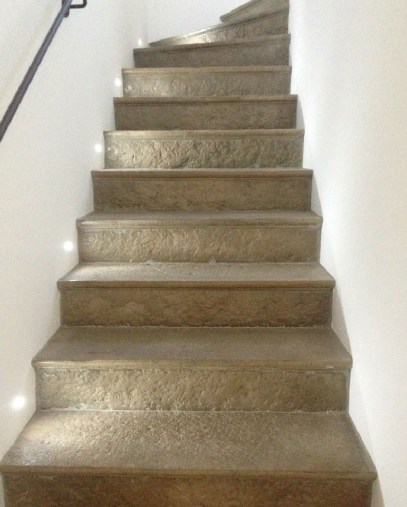 ecalier materiaux ancien